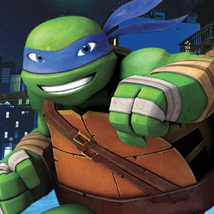 Leonardo ninja turtle face - photo#21