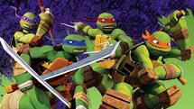 "Teenage Mutant Ninja Turtles: ""New Friend, Old Enemy"""