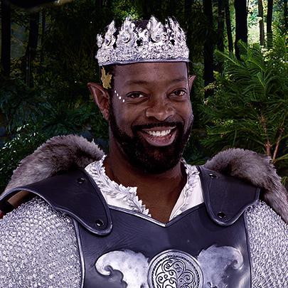 King Oberon