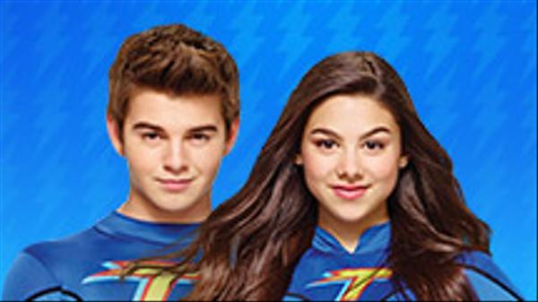 "The Thundermans: ""Diego Spins!"""