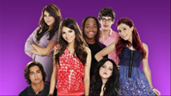"VICTORiOUS: ""The Slap Fight"""