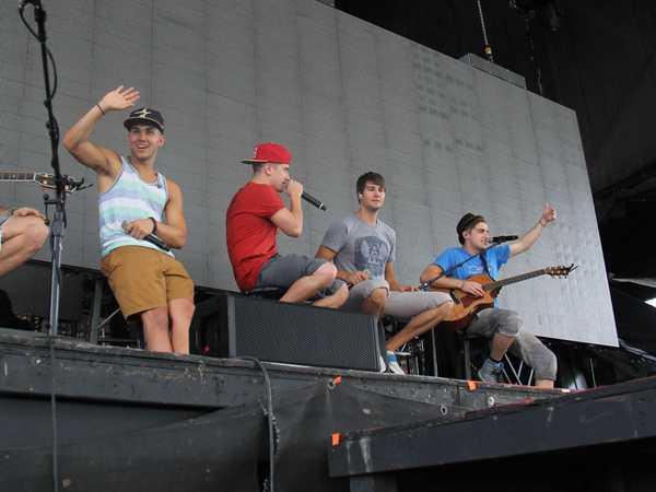 Big Time Summer Tour: Buffalo, NY