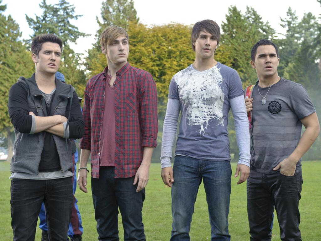 big time rush big time movie