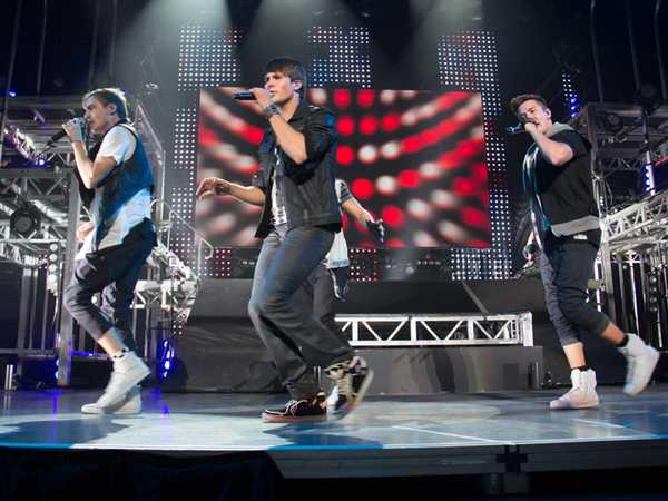 Best of the Big Time Rush 'Better With U' Tour