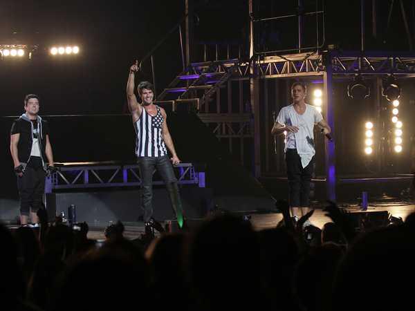 Big Time Rush Summer Tour: Columbus, OH