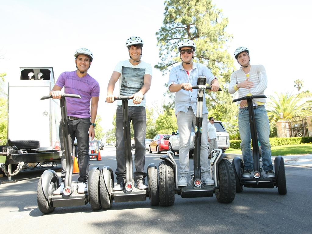 Segway Segue