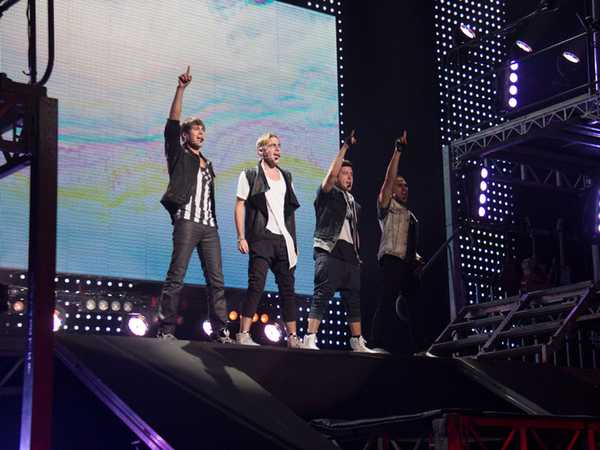 Big Time Rush Summer Tour: Minneapolis, MN