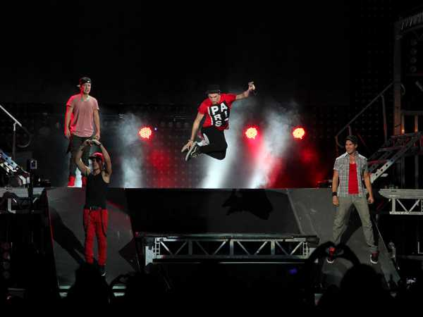 Big Time Rush Summer Tour: Noblesville, IN