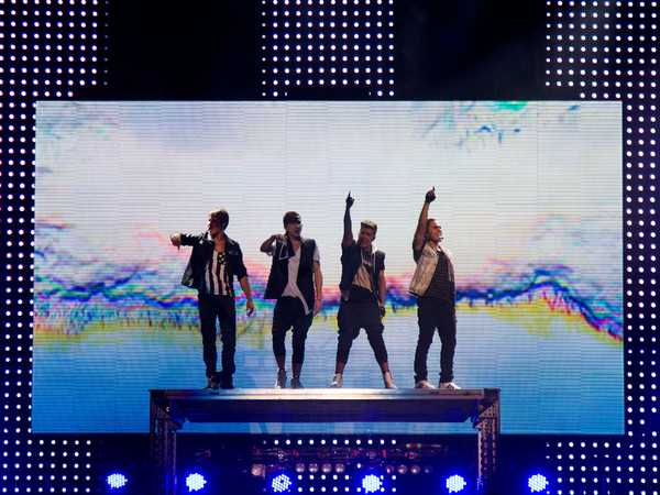 Big Time Rush Summer Tour: Pittsburgh, PA