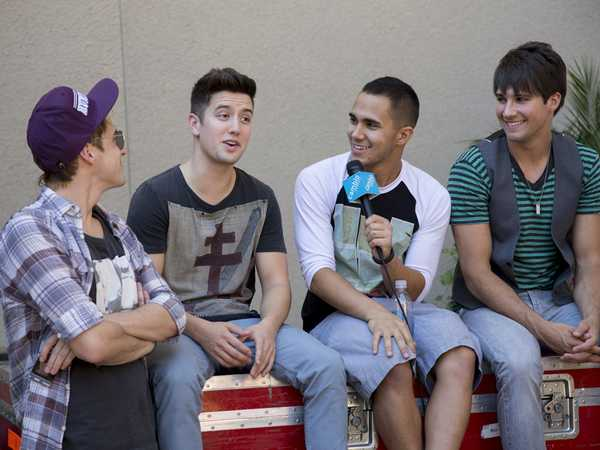 Big Time Rush Summer Tour: Portland, OR
