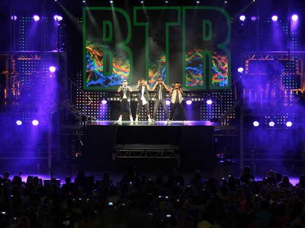 Big Time Rush: St. Paul, MN