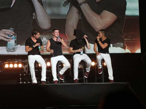 Big Time Rush 'Better With U Tour': Boston, MA