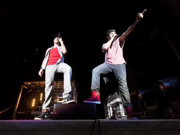 Big Time Rush 'Better With U Tour': Mashantucket, CT