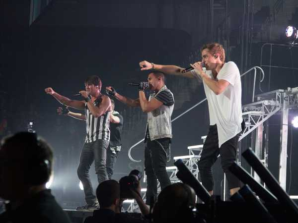 Big Time Rush 'Better With U Tour': Nashville, TN