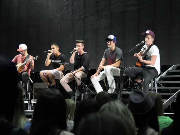 Big Time Rush 'Better With U' Tour: New York, NY