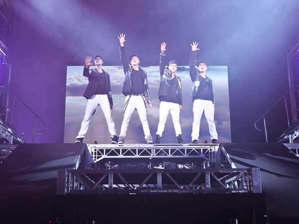 Big Time Rush 'Better With U Tour': Fairfax, VA