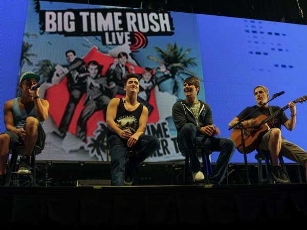 Big Time Rush: BTR LOVES Vermont!
