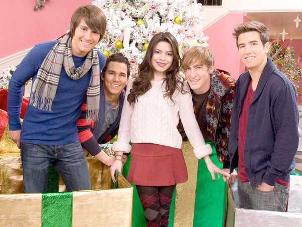 Big Time Rush Holiday
