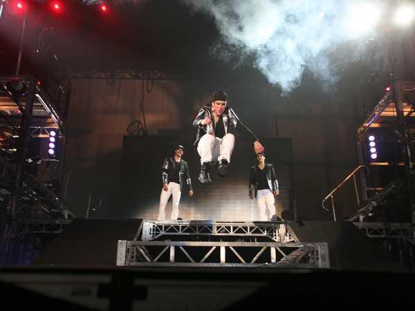 Big Time Rush Summer Tour: Irvine, CA