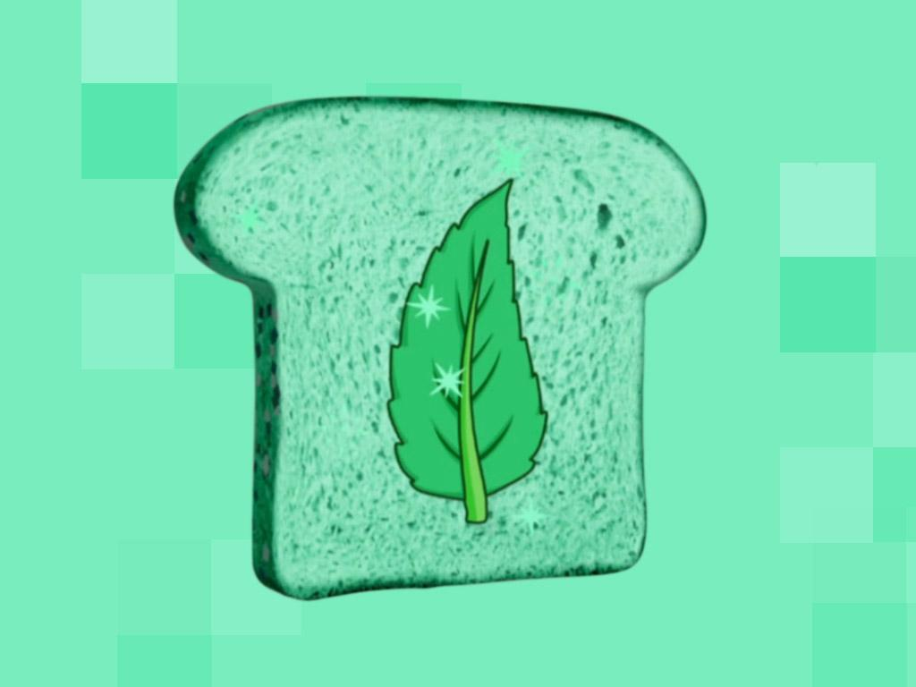 Minty-Good Bread