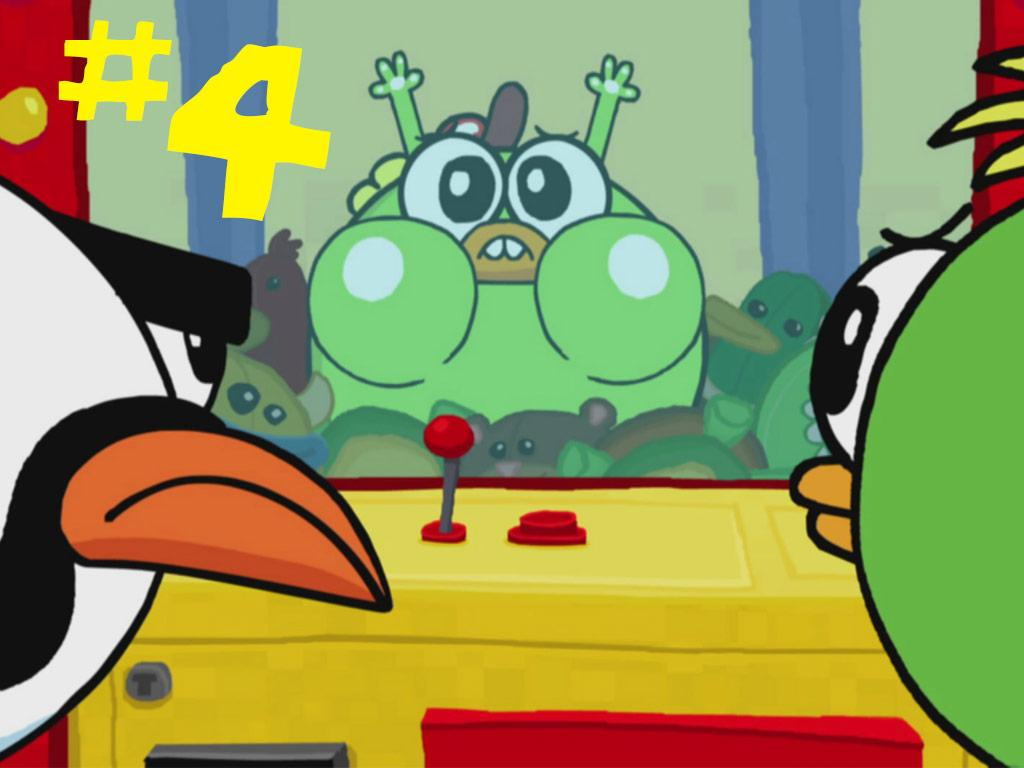 4. When He Got Stuck In The Crane Game