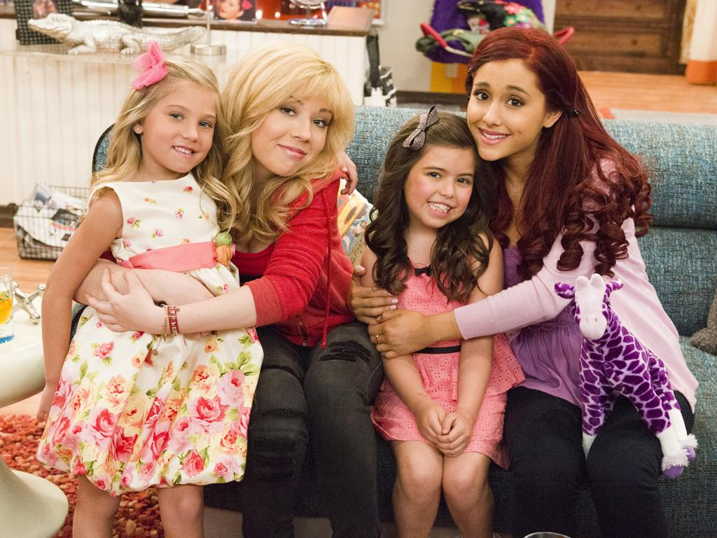 Sam & Cat Went #BritBrat!