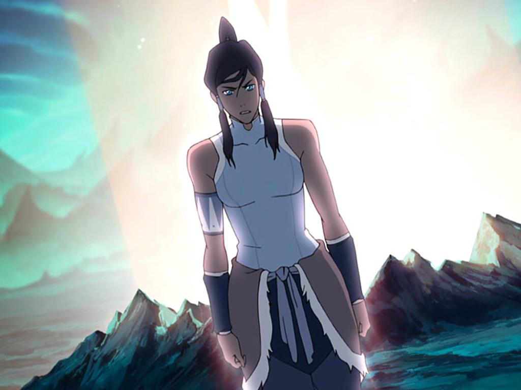 Korra Saved The World