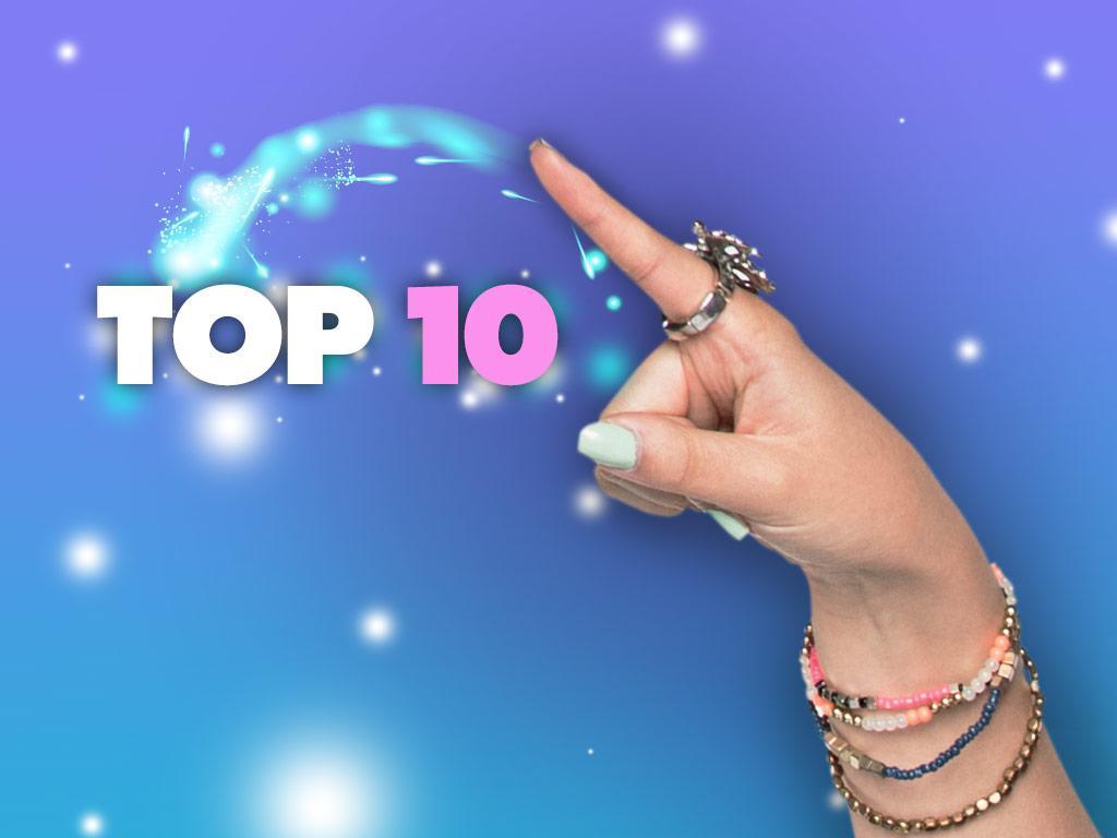 The Top 10 Spells!