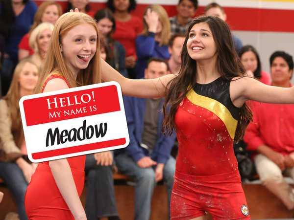 The Haunted Hathaways: Meet Meadow!