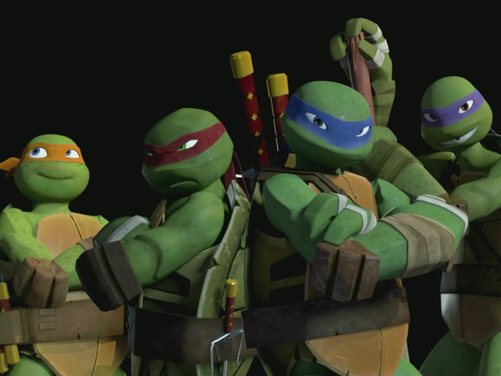 Greenage Mutant Ninja Turtles