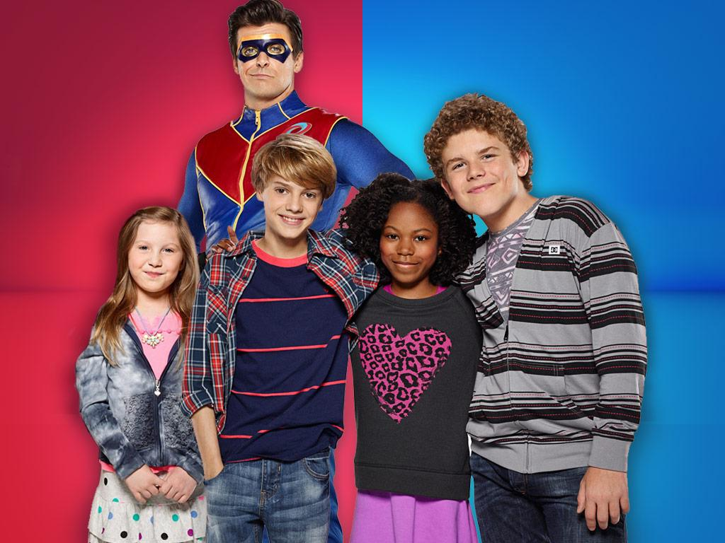 Meet the Characters from Henry Danger