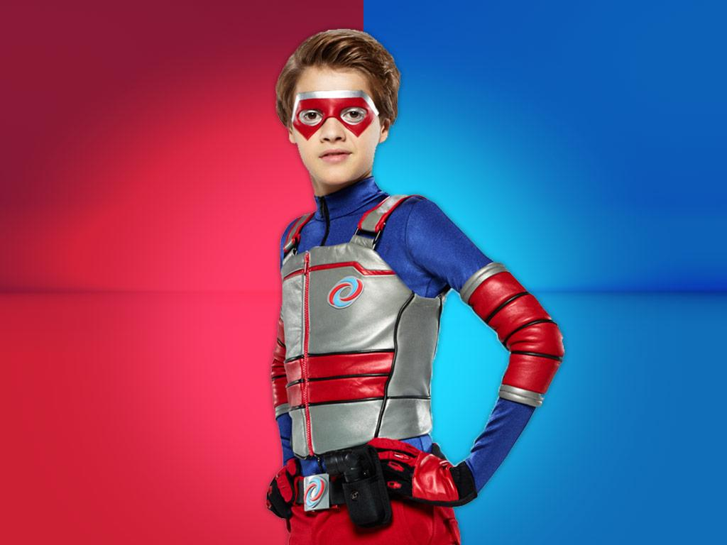 Meet Kid Danger