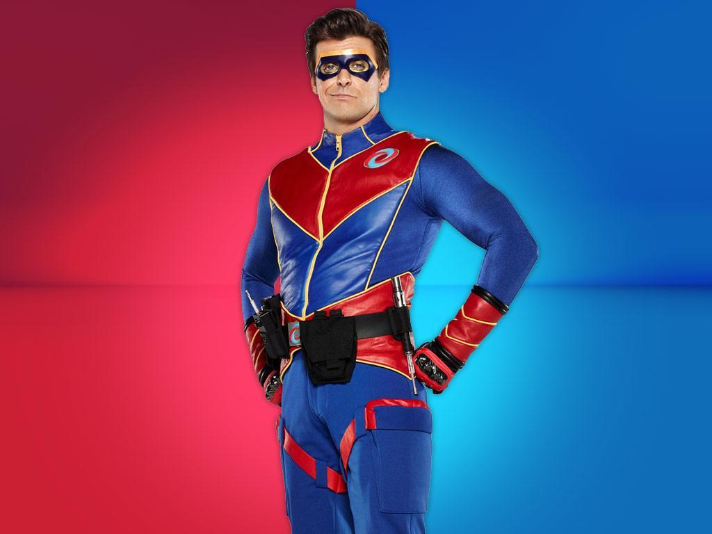 Meet Captain Man