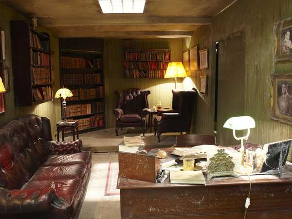 House of Anubis: Tour the Hidden Room