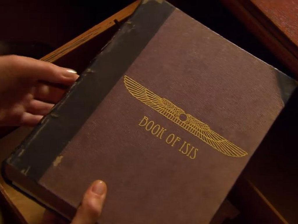 The Book of Isis
