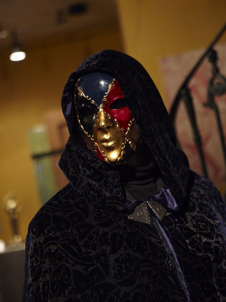 Masked Mystery