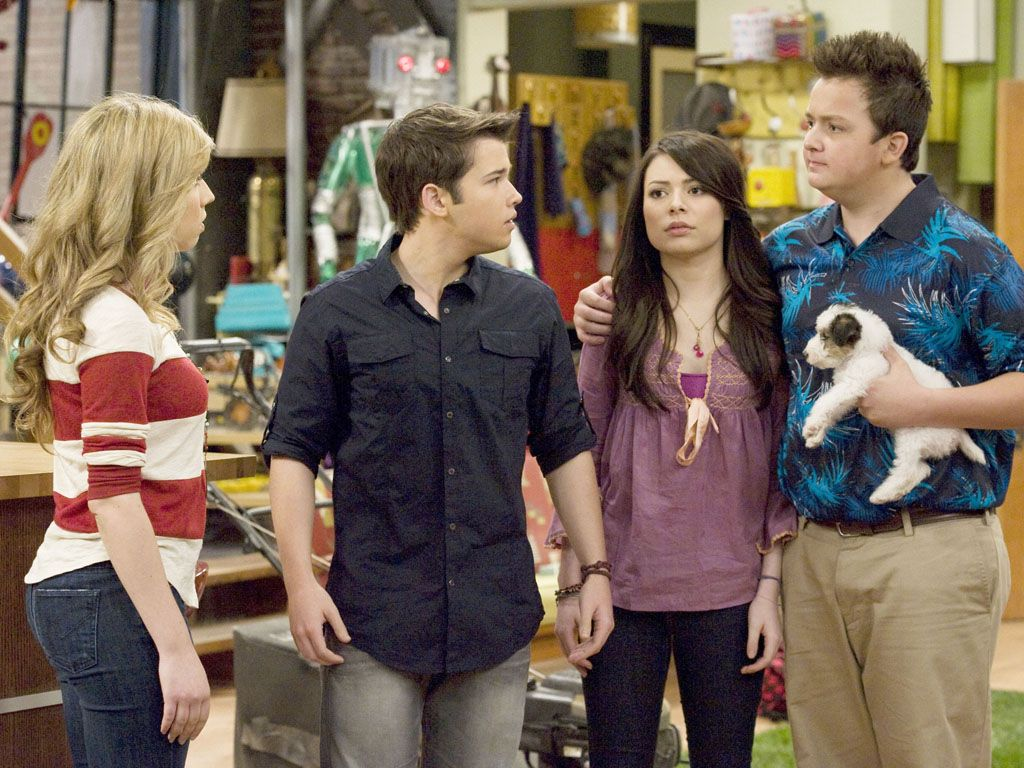 on icarly are sam and freddie dating