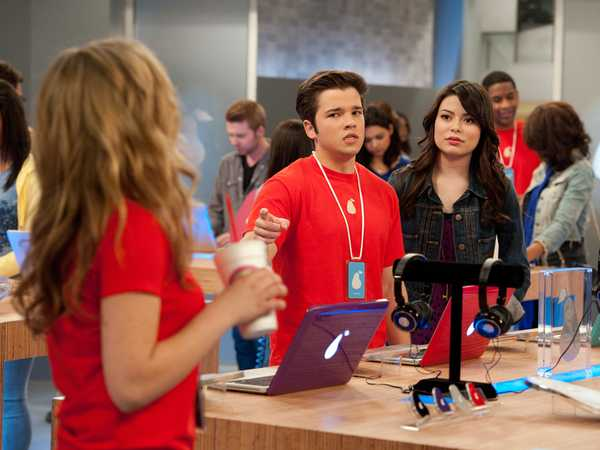 iCarly: iWork for Pear