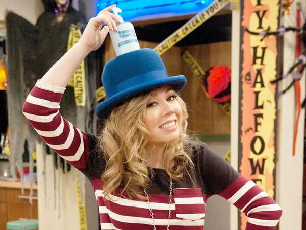 Jennette McCurdy Acting Silly: We Heart Jennette!