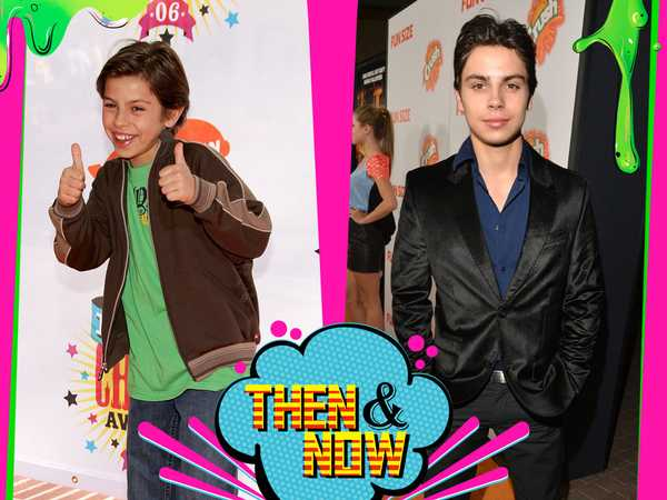 Kids' Choice Awards 2013: Nominees Then and Now
