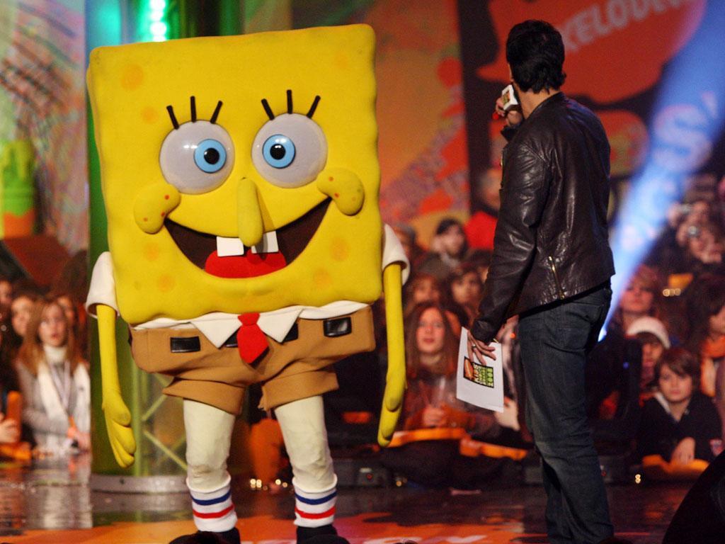 Underwater Sponge Stays Spongy