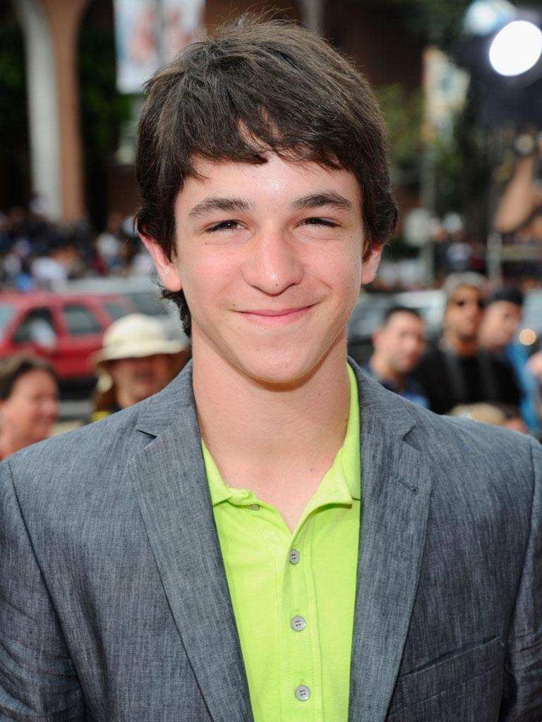 Zachary Gordon!