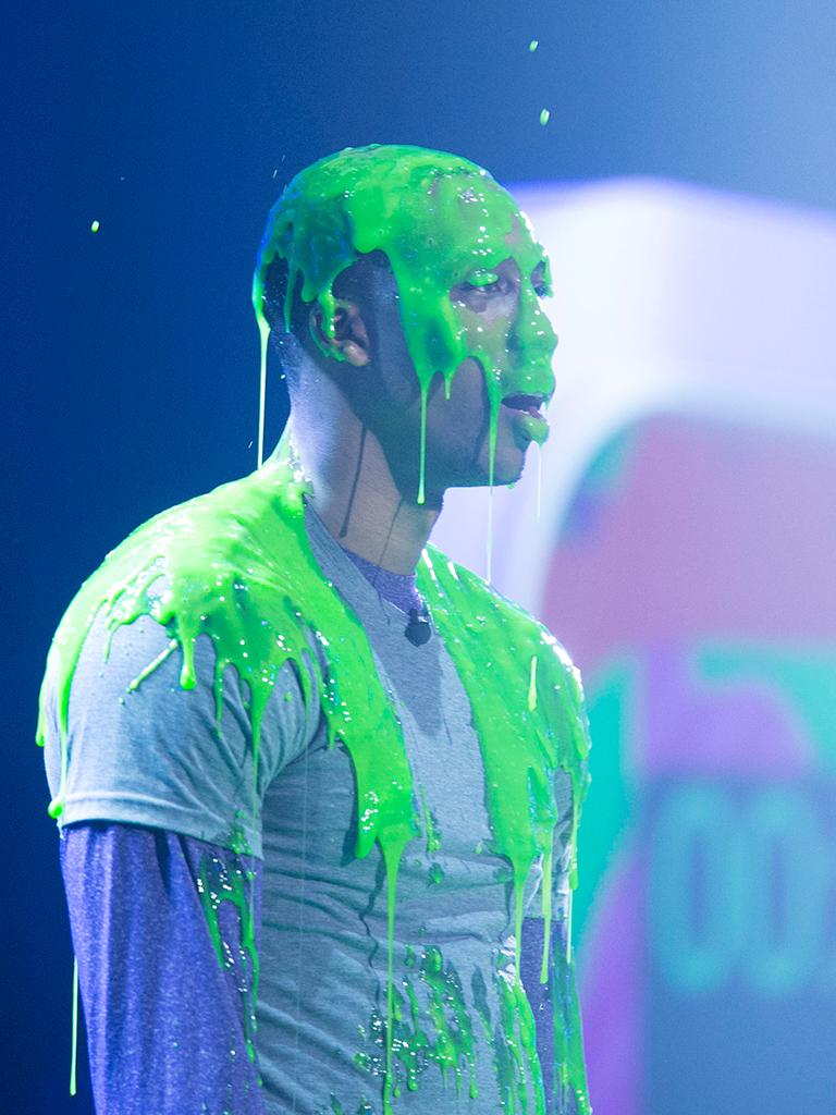 Slime Freeze Frame