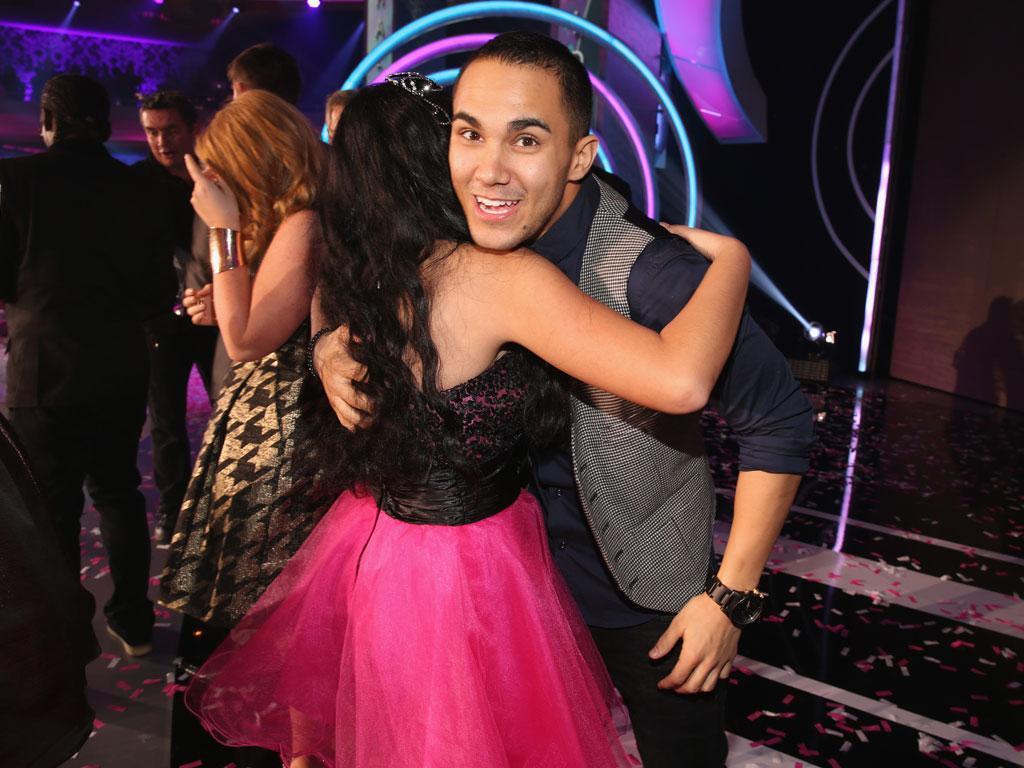 Cuddly Carlos
