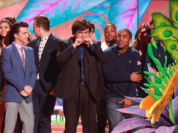 Kids' Choice Awards 2014: Epic Cast Reunion with iCarly, Victorious, and Drake & Josh