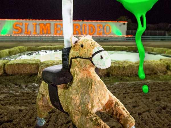 Kids' Choice Awards 2014: Slime Rodeo