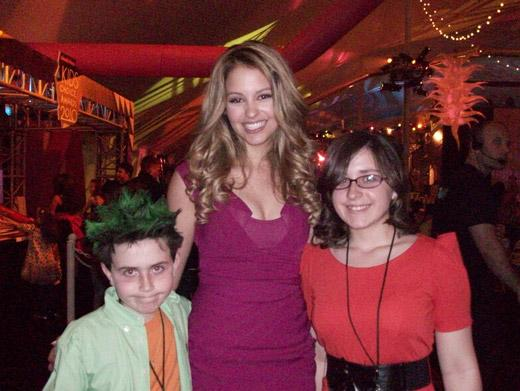 Gage Golightly, Megan & Her Bro