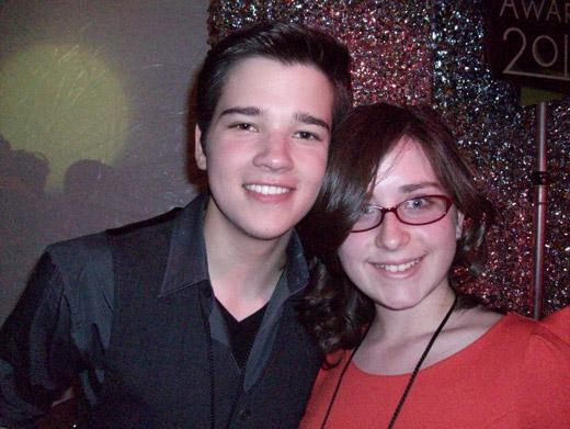 Megan and Nathan Kress