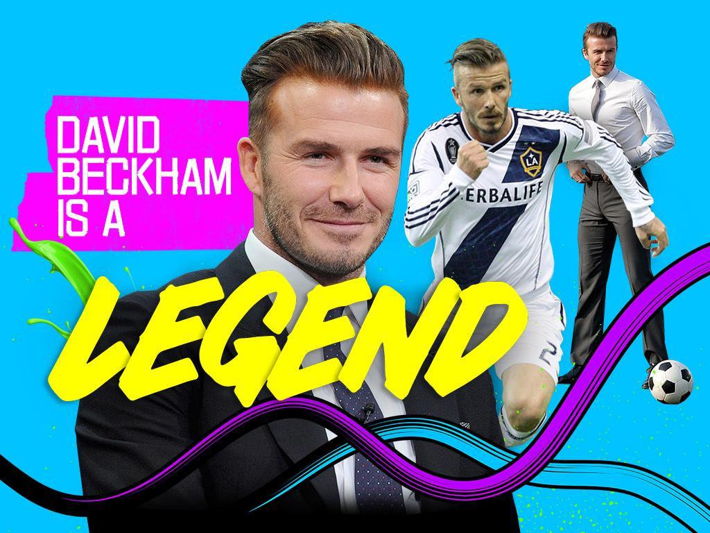 Top 10 Reasons Beckham's a Legend!