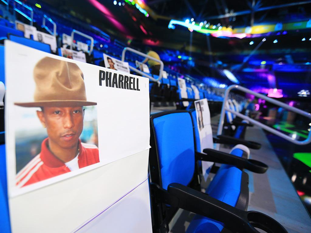 Pharrell!